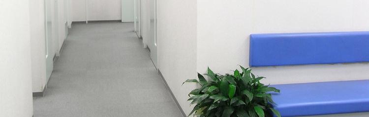 名古屋中央クリニックの院内風景