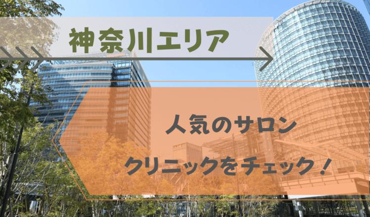 神奈川県内のシミ取りレーザーでおすすめのクリニックについて