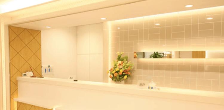 品川美容外科 横浜院の院内風景